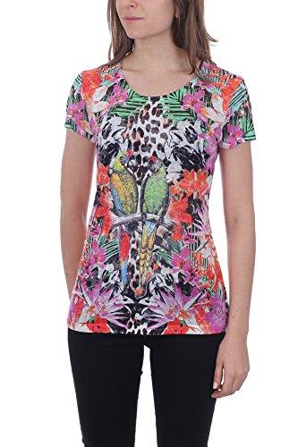Zelia -  T-shirt - T-shirt  - Collo a U  - Donna