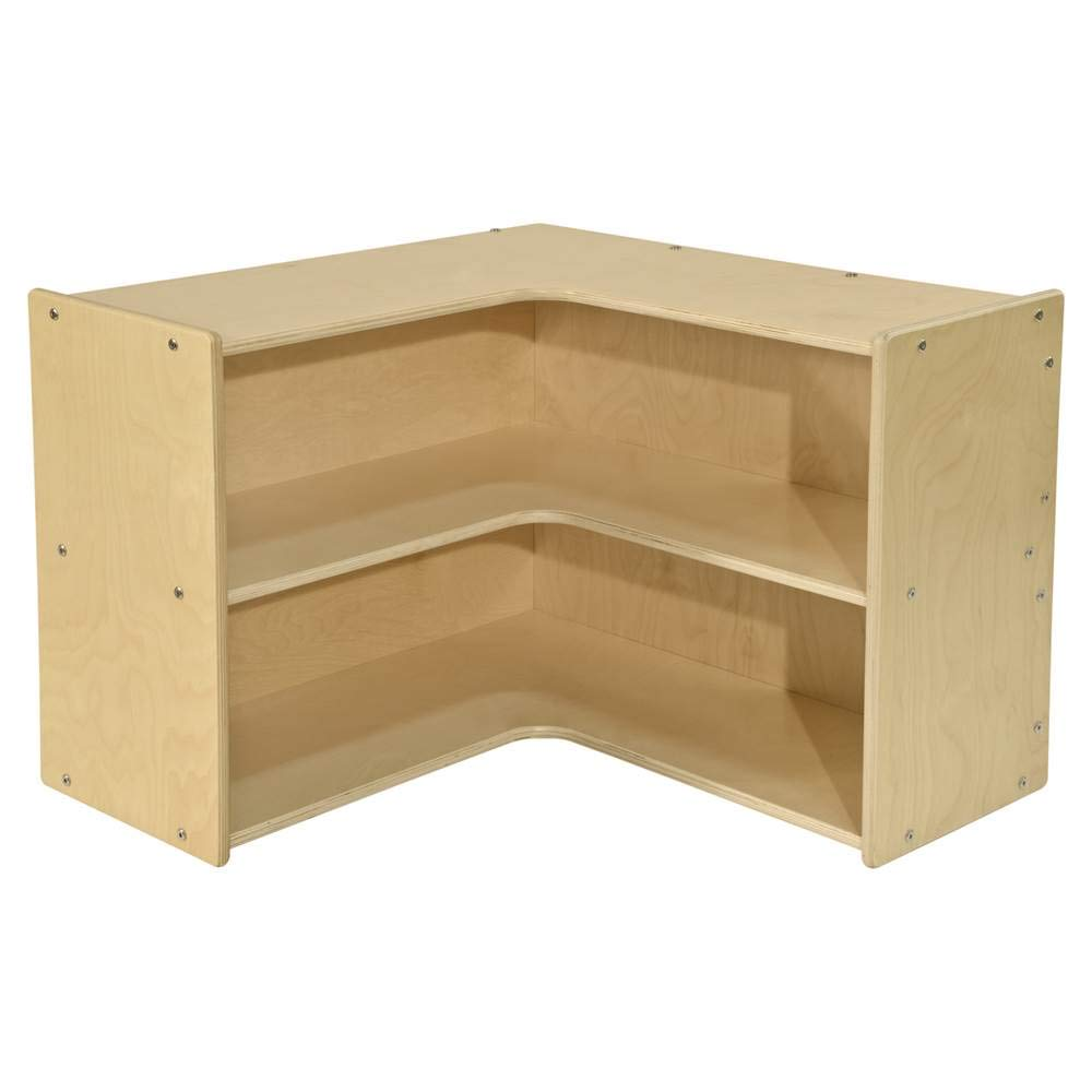 Contender Small Corner Storage Unit - Assembled by Contender