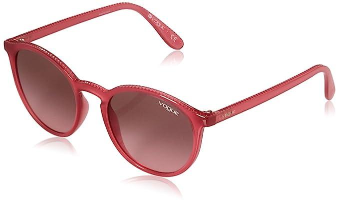 Vogue 0VO5215S, Gafas de Sol para Mujer, Opal Raspberry, 51 ...