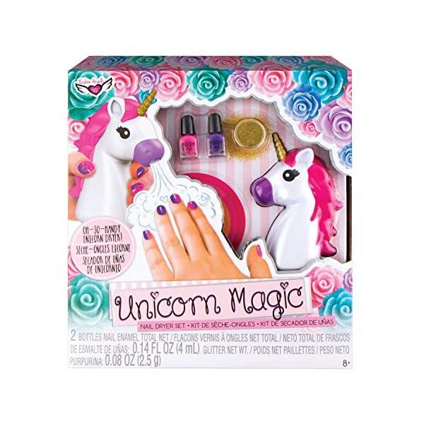Fashion Angels Unicorn Magic Nail Dryer Set 3