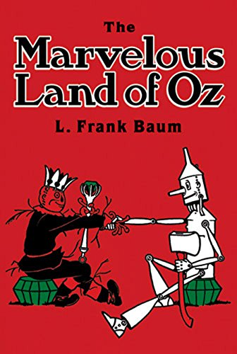 The Marvelous Land of Oz (Oz Series Book 2) (Knitting Marble Needles)