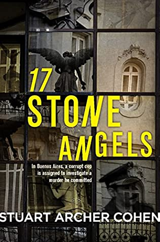 book cover of 17 Stone Angels