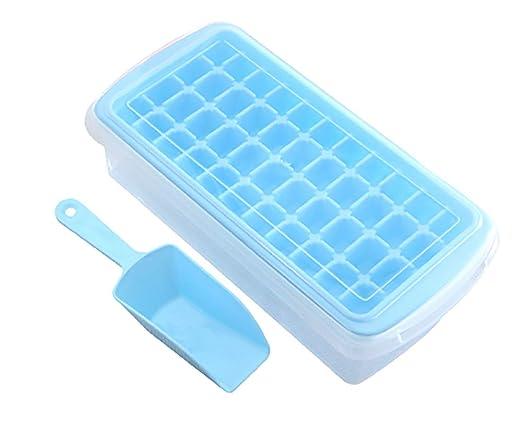 Caja para cubitos de hielo casero creativo cubitos de hielo molde ...