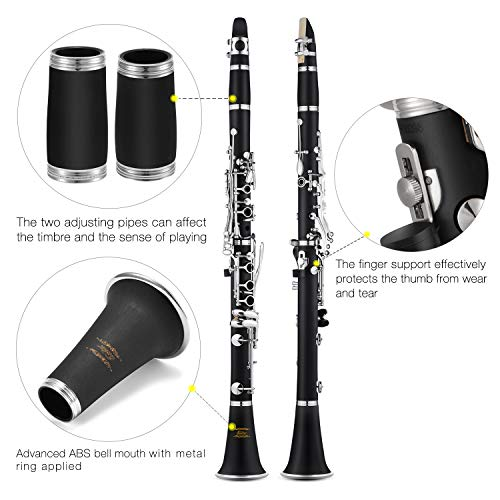 Buy bb clarinet mouthpiece pads
