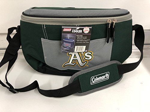 MLB Athletics 12 Can Soft Sided Cooler for sale  Delivered anywhere in USA