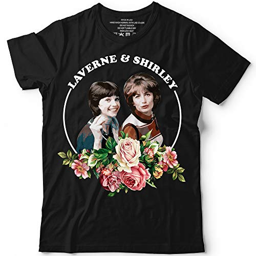 Roses Argyle (Vintage-Rose-Flower Laverne-Shirley Best-Friends Penny-Cindy 70s-Show-Classic-Sitcoms T-shirt Customized Handmade/Hoodie/Sweater/Long Sleeve/Tank Top/Premium T-shirt)