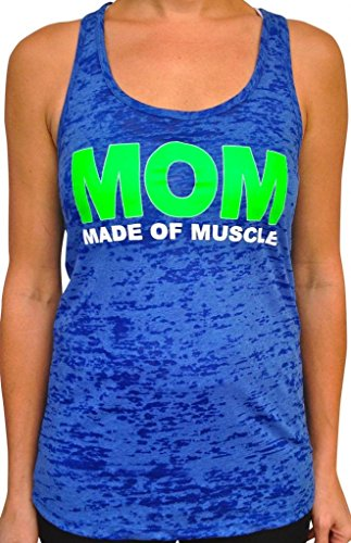 SoRock Womens Made Muscle Burnout