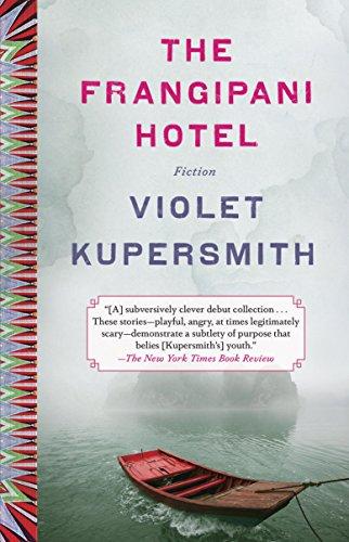 The Frangipani Hotel: Fiction cover