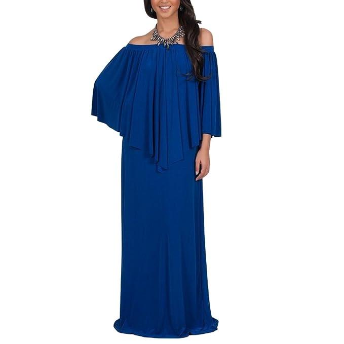 Vestidos Fiesta Mujer Largos Elegantes Vestidos Largos De Fiesta Tallas Grandes Vestidos Mujer Verano Largo Casual