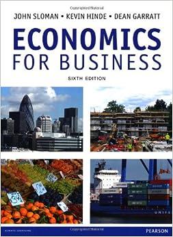 economics for business sloman hinde garratt pdf