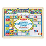 Best Melissa & Doug Box Sets - Melissa & Doug Magnetic Responsibility Chart Review
