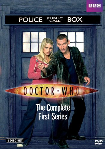 doctor who series 1 - 2