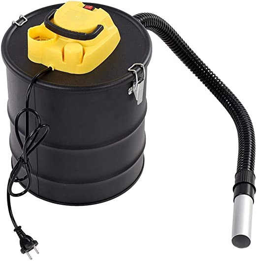 Aspirador de cenizas, 20 L, 1000 W, aspirador de cenizas vacío ...