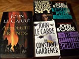 John Le Carre 5 Volumes Set: Absolute Friends, The Honourable Schoolboy, Tinker, Tailor, Soldier, Spy; Smiley's People & The Constant Gardener