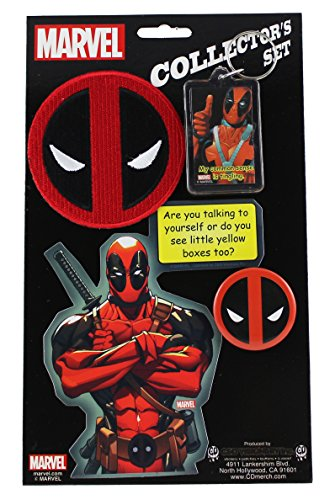 C&D Visionary Marvel Extreme Deadpool Collector's Set