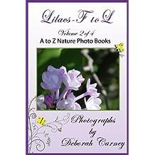 Lilacs F to L (Lilacs A - Z Book 2)