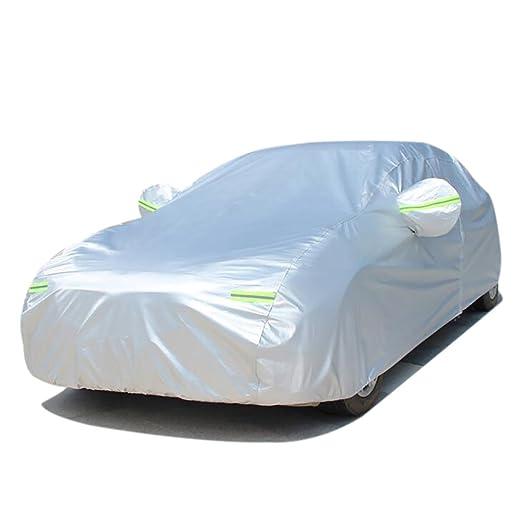 21 opinioni per Freesoo, copriauto impermeabile auto, riflettente, protezione contro la pioggia,