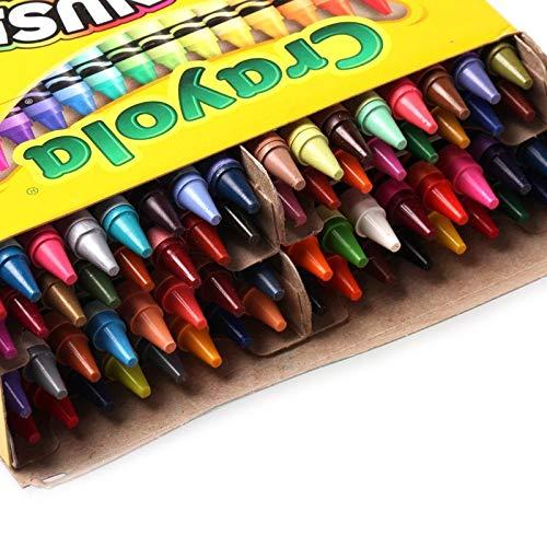 Crayola Classic Color Pack Crayons, Assorted 64/Box Crayola 52064D