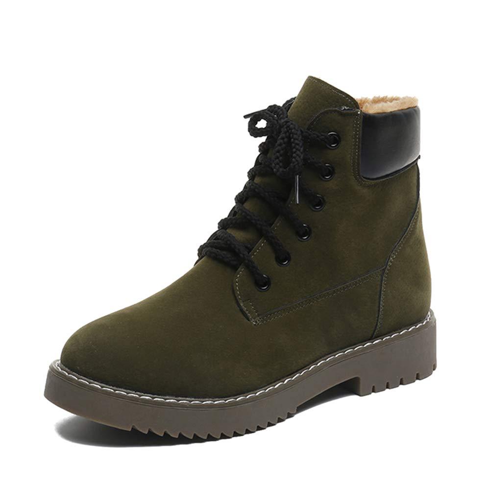 KINDOYO Herbst Winter Herren Outdoor Schuhe Schnür