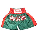 Lofbaz Muay Thai Boxing Shorts Kick Boxing Trunks Satin Size M-3XL