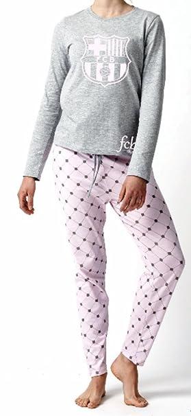 Pijama mujer Fc Barcelona invierno - XXL