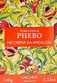 Sabonete Nectarina da Andaluzia, PHEBO, Laranja, 100g