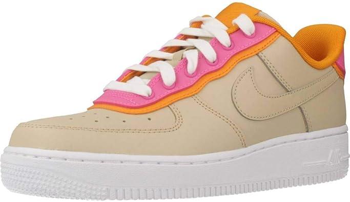 Nike WMNS Air Force 1 07 Se Chaussures de Basketball Femme ...
