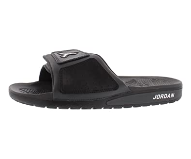 544d7c1fc NIKE Jordan Hydro 3 Men Slider Black Anthracite White 630754-010 (Size  7)   Amazon.co.uk  Shoes   Bags