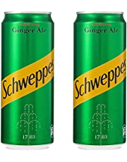 Schweppes Ginger Ale, 6 x 330 ml