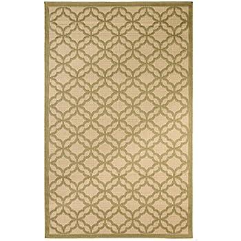 Outdoor Mats Flat Weave Indoor Outdoor Rugs With Contemporary Festival  Design Area Rugs Patio Rug Flooring Carpets (9x12 8u002710u0027u0027x11u00279u0027u0027, Green)