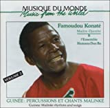 Malinke Rhythms & Songs 2 by Famoudou Konate (2003-06-03)