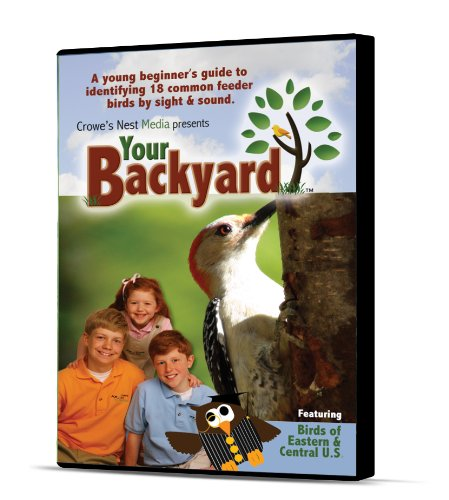 Your Backyard: Identifying 18 Common Feeder Birds by Sight and Sound