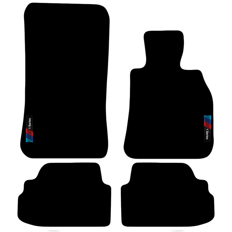 Easimat FED74403 Tailored Carpet Car Mats 4pc