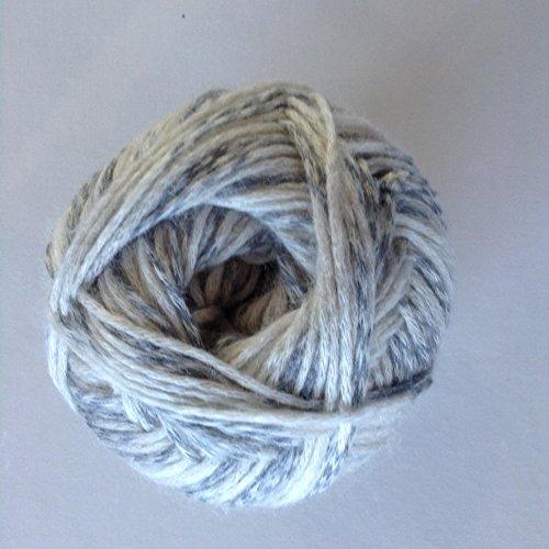 Loops & Threads Sugarspun Yarn, 1 Ball, Stormy Sky, 3 ounces