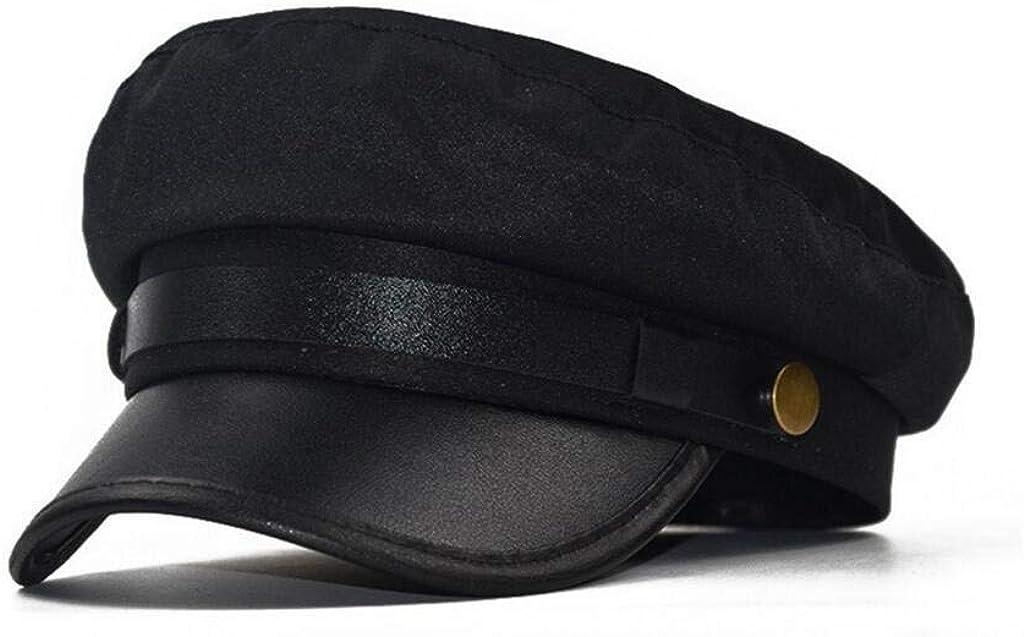 XibeiTrade Ladies Fashion Fisherman Cap Visor Beret Newsboy Hat for Women