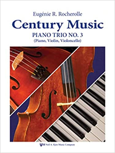 Amazon.com: GP438 - Century Music Piano Trio No 3 (Piano ...