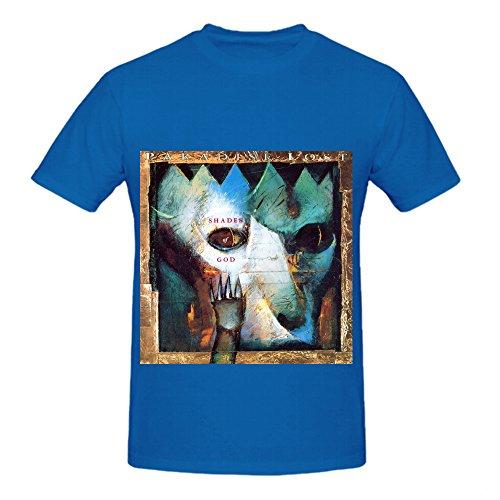Paradise Lost Shades Of God Soul Album Cover Men Crew Neck 100 Cotton T Shirt Blue