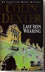 Inspector Morse: Last Seen Wearing