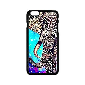 Beautiful flowers elephant Cell Phone Case for Iphone 6