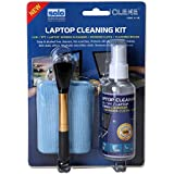 Solo IC- 106 Twin Clean (Screen Cleaner + Wonder Cloth + Brush) - Multi-Color