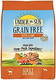 CANIDAE Under The Sun Grain Free Dry Dog Food for Puppies, Adults & Sen