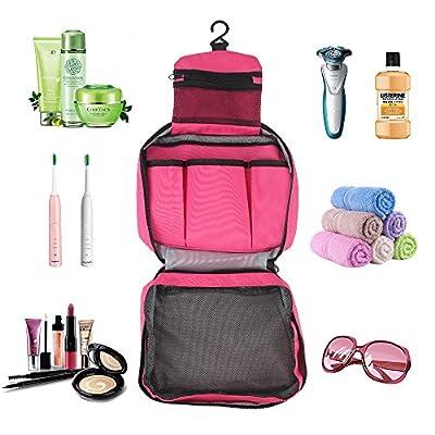 075ea3b0270e 80%OFF Toiletry Bag,Distana Hanging Toiletry Bag Travel Cosmetic Bag ...