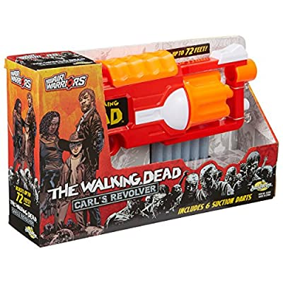 Buzz Bee The Walking Dead Carl's Revolver: Toys & Games