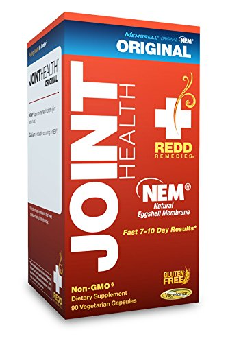 Redd Remedies – Joint Health Original, Helps Strengthen Connective Tissue and Cartilage, 90 Count
