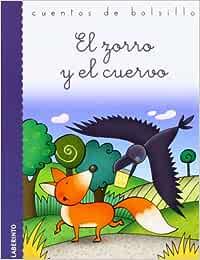 El zorro y el cuervo (Cuentos de bolsillo): Amazon.es