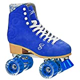 Roller Derby Elite Candi Women's Carlin Roller Skate, Royal Blue, Size 04