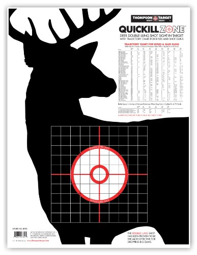 Deer Quickill Zone Hunting Shooting