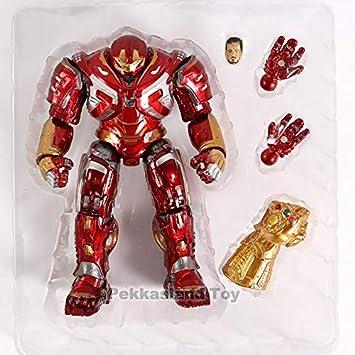Guante de Super Héroe Thanos Infinity Juguete de Colección Avengers Hecho De PVC