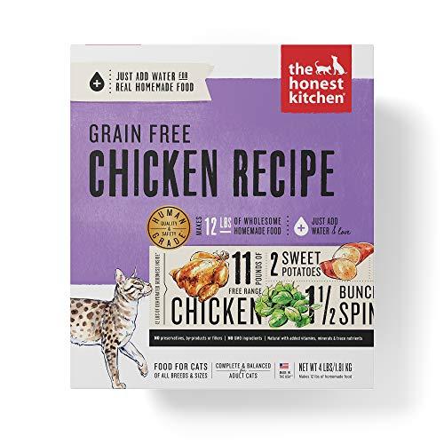 Honest Kitchen Grain Free Chicken Cat Food Recipe 2 lb Box - Prowl