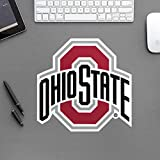 Fathead NCAA Ohio State Buckeyes - Logo Teammate- Officially Licensed Removable Wall Decal, Multicolor, Big - 89-02247